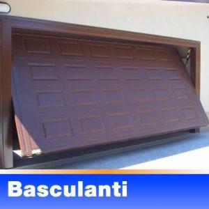 Serrande Basculanti - Tutti i Servizi